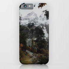 Cascade River Rd iPhone 6 Slim Case