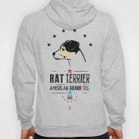Rat Terrier: American Guard Dog Hoody