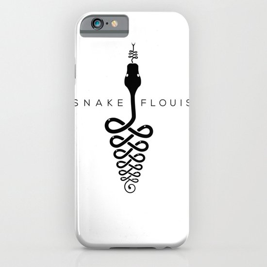 Snakeflouis iPhone & iPod Case