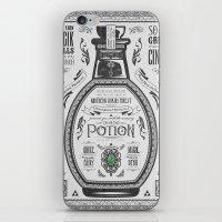 Legend Of Zelda Green Ch… iPhone & iPod Skin