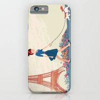 An Afternoon Stroll In P… iPhone 6 Slim Case