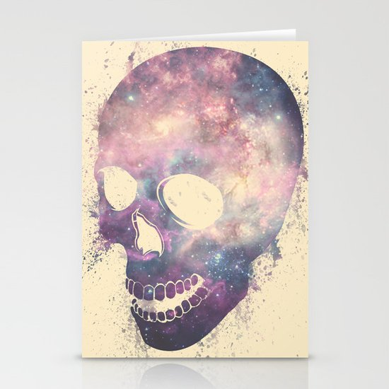 Mad To Live Stationery Card