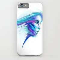 iPhone & iPod Case featuring REVERIE by John Aslarona