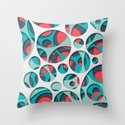 Interarea #03 Throw Pillow