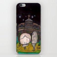 Diorama iPhone & iPod Skin