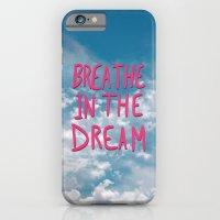 Breathe in the Dream...(pink) iPhone 6 Slim Case