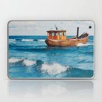 The Boat. Laptop & iPad Skin