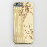 iPhone & iPod Case featuring Cowbird by Laura Brightwood