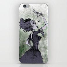 Perhaps She'll Die iPhone & iPod Skin