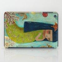 A Little Mermaid iPad Case