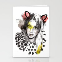 Bestia Stationery Cards