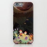 Mini Shrooms iPhone 6 Slim Case
