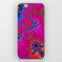 Imagine in Color iPhone & iPod Skin