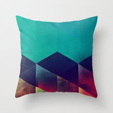 3styp Throw Pillow
