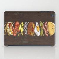 Burger iPad Case