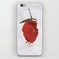 KILL ME iPhone & iPod Skin