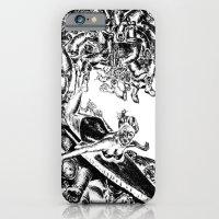 Surfing On Childhood iPhone 6 Slim Case