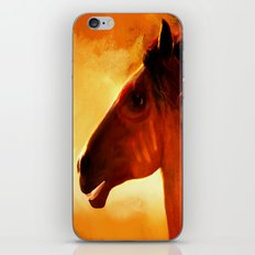 HORSE - Apache iPhone & iPod Skin