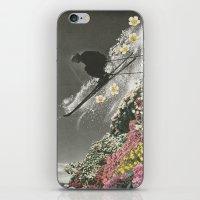 Spring Skiing iPhone & iPod Skin
