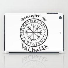 Straight to Valhalla, Vikings iPad Case