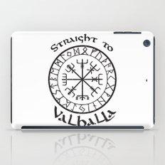 Straight to Valhalla, Vikings iPad Case
