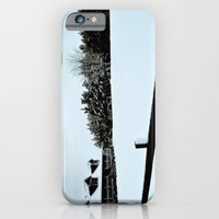 iPhone & iPod Case featuring Touched by Snow by Bren