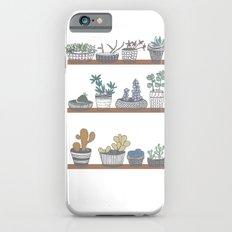 Quirky Succulents iPhone 6 Slim Case