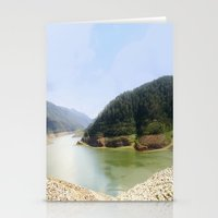 Thomson Reservoir  Stationery Cards