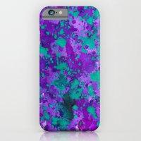 Purple Reign iPhone 6 Slim Case
