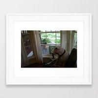 Dawg: 4 Framed Art Print