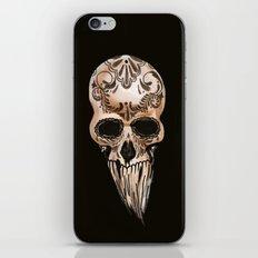 Skulll iPhone & iPod Skin