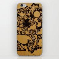 Explosion  iPhone & iPod Skin