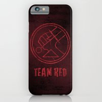 Team Red iPhone 6 Slim Case