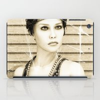 Vintage Girl iPad Case