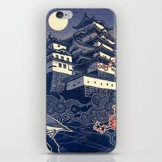 Himeji-jo iPhone & iPod Skin