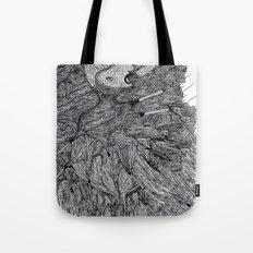 Nervous  Tote Bag