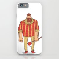The Woodchop iPhone 6 Slim Case