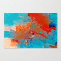 ANALOG Zine - Treble Cle… Canvas Print