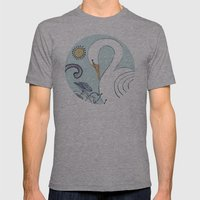 You are lovely Mens Fitted Tee Athletic Grey SMALL