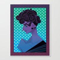 www2 Canvas Print