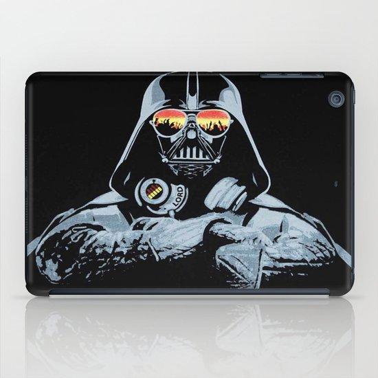 DJ Darth Vader iPad Case