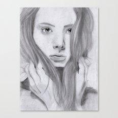 Juliette Canvas Print