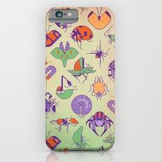 Creepy Crawlies iPhone 6 Slim Case