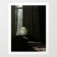 Light And Shadow Art Print