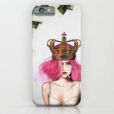 Queen Bitch iPhone 6 Slim Case