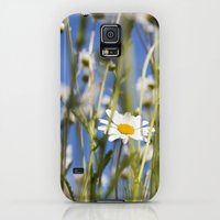 Galaxy S5 Cases featuring summer II by petra zehner