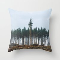 individualize  Throw Pillow