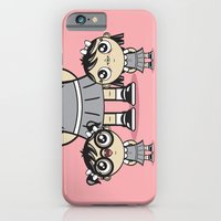 iPhone & iPod Case featuring Some Girls Are Bigger Than Others by Tratinchica