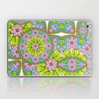 Color Me Spring Mandala Laptop & iPad Skin