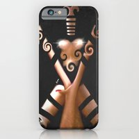 iPhone & iPod Case featuring Missing Links by    Amy Anderson